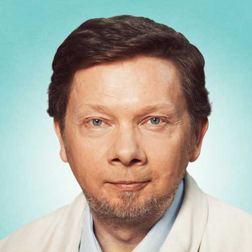 Eckhart Tolle from THE POWER OF THE HEART