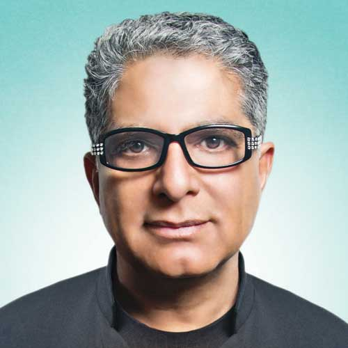 Deepak Chopra from THE POWER OF THE HEART