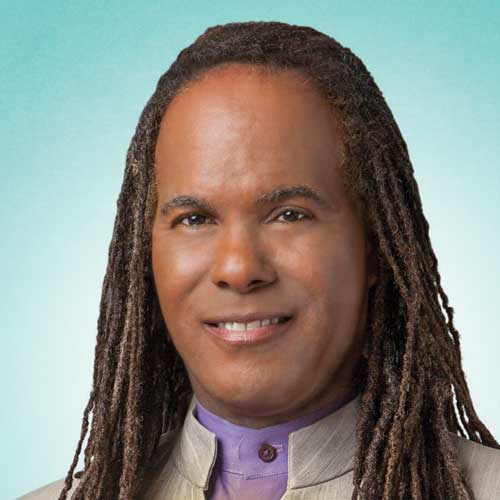 Dr. Michael Beckwith from THE POWER OF THE HEART